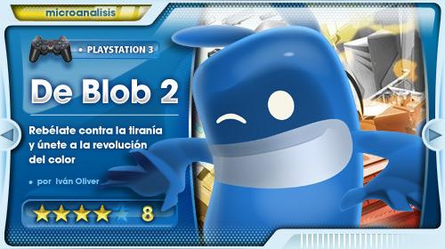 Análisis de De Blob 2