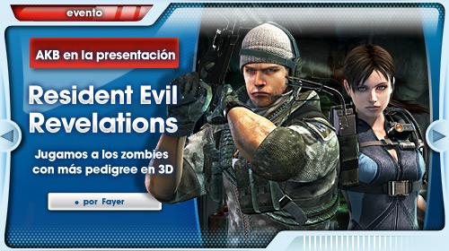 Resident Evil Revelations: esto es lo que te encontrarás