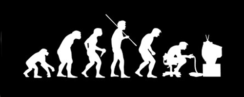 Evolución gráfica del gamer