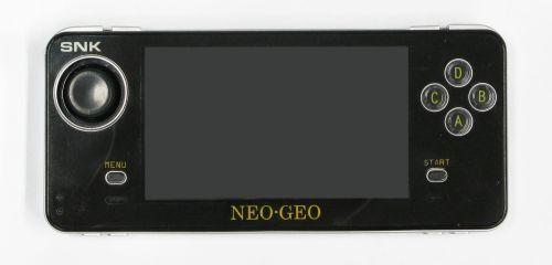 Amor se escribe con N de Neo Geo Portátil