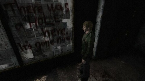 Una de imágenes de Silent Hill HD Collection