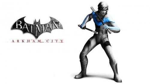 [Impresiones Batman Arkham City] La llegada de Nightwing