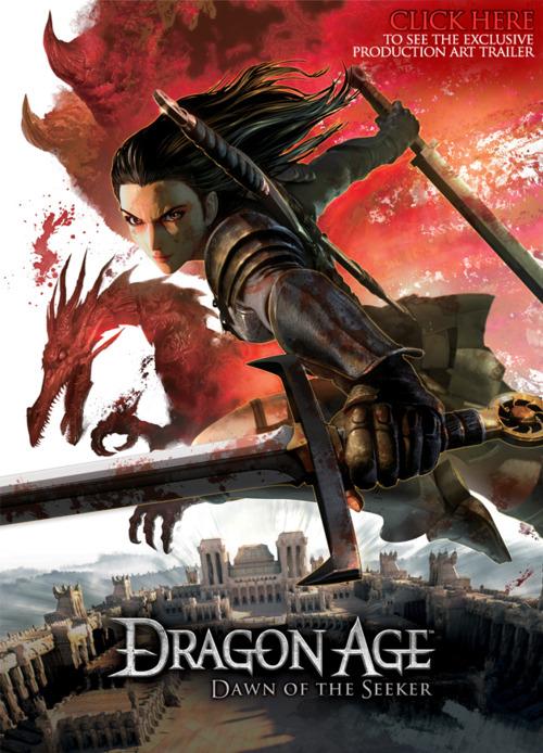 El nuevo tráiler de la película de Dragon Age ya está aquí