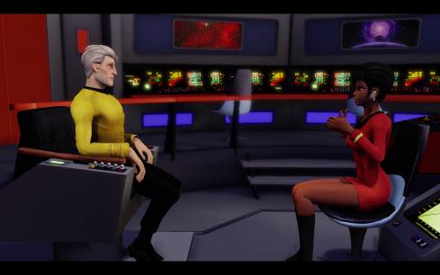 [AKB] Star Trek
