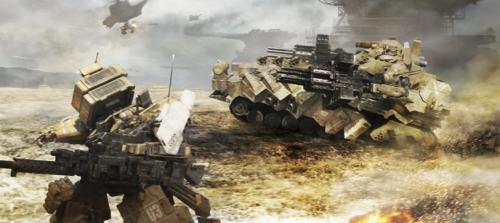 Engrasa tu mecha, llega Armored Core V