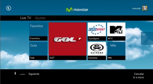 Imagenio en Xbox Live gratis hasta nuevo aviso