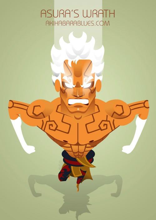 Asura's Wrath AKB Style