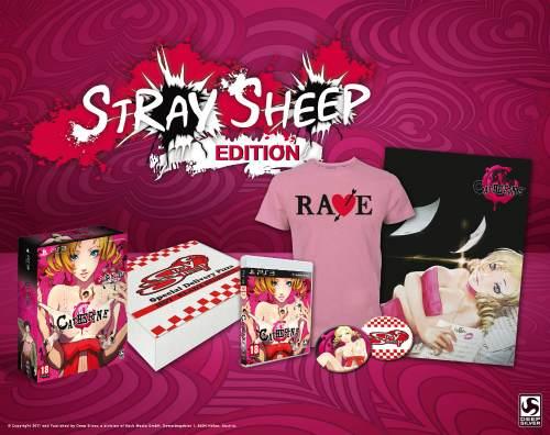 Unboxing de la genial Stray Sheep Edition de Catherine