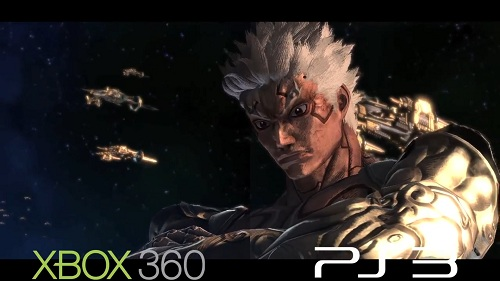 PS3 y Xbox 360 se pegan de hostias para ver con cual se ve mejor Asura's Wrath