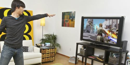 La Fuerza de [Kinect Star Wars]  llega el próximo 3 de abril