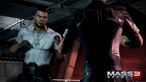 Estás tardando en bajarte la demo de Mass Effect 3