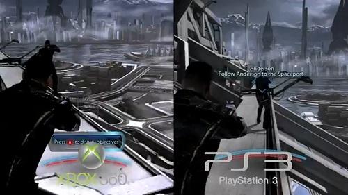 Nuevo combate entre PS3 y Xbox 360. Hoy toca… Mass Effect 3