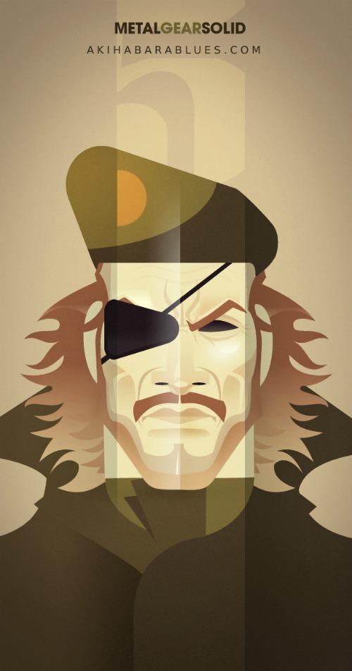 Metal Gear Solid 5 estilo AKB