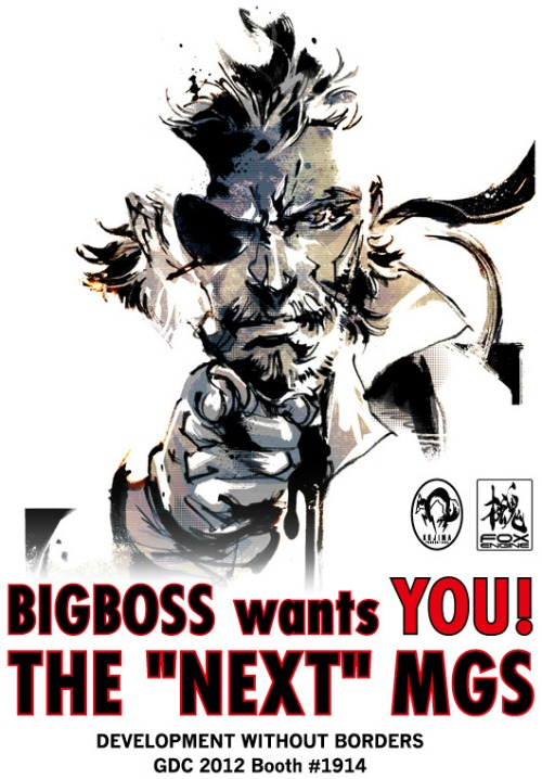 Kojima anuncia por fin el nuevo Metal Gear  Solid