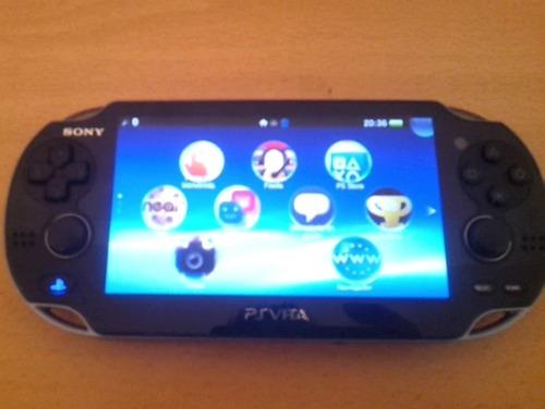 [Vídeo] Primera toma de contacto con PS Vita