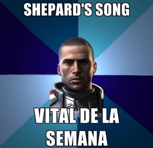 La canción de Mass Effect ¿El nuevo éxito de los 40 Principales?