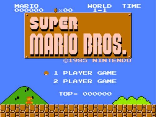 Para los fans de Mario