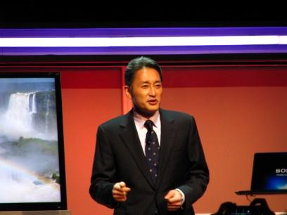 Sony anuncia un cambio de presidente