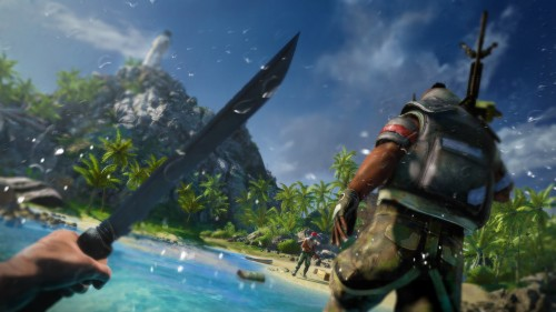 Para los que dudaban, nuevas imágenes de Far Cry 3