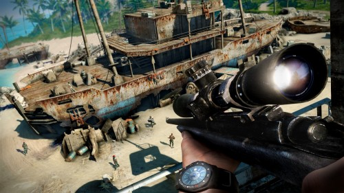 Pasen y vean [Gameplay de 5 minutos de Far Cry 3]