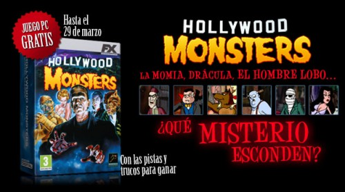 ¿Quieres conseguir Hollywood Monsters completamente gratis?