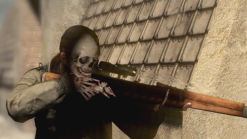Petando un orzuelo [Sniper Elite V2, video de su Kill Cam]