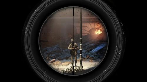 De profesión, campero [nuevo video de Sniper Elite V2]