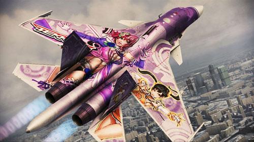 Nuevos cazas surcan el cielo en el DLC de Ace Combat Assault Horizon