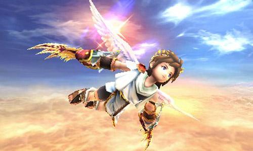 Kid Icarus llama por fin a la puerta de 3DS