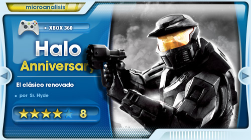 Análisis de Halo Combat Evolved Anniversary para Xbox 360