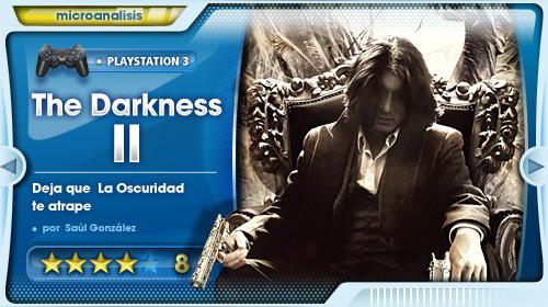 Diviértete abrazando a La Oscuridad [Análisis de The Darkness II para PS3]