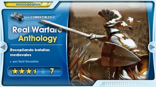 Luchando en el Medievo [ Análisis Real Warfare Anthology]