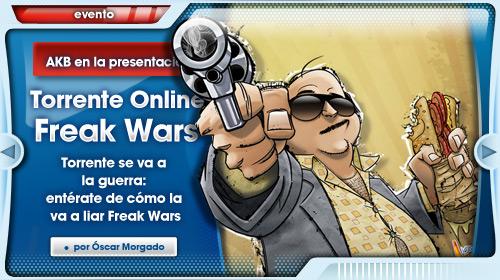Visitamos Virtual Toys y su máximo responsable nos cuenta TODO sobre Torrente Online: Freak Wars