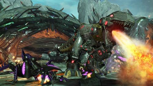 Nuevas imágenes de Transformers Fall For Cybertron