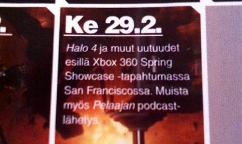 Halo 4 podría anunciarse mañana en un evento