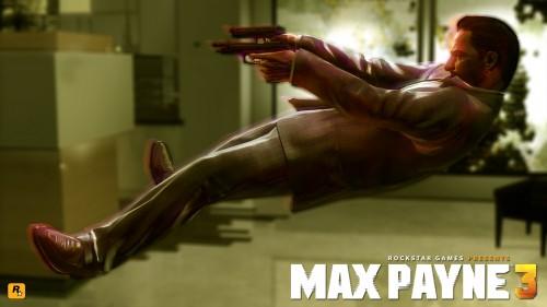 Los molones fondos de pantalla de Max Payne 3