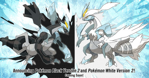 Confirmados Pokémon Blanco y Negro 2 para Nintendo DS