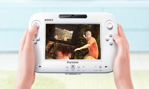 ¿Está Sony inspirándose en la WiiU de Nintendo para crear su PS4?