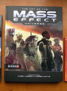 Biblioteca AKB. El universo de Mass Effect en la estantería