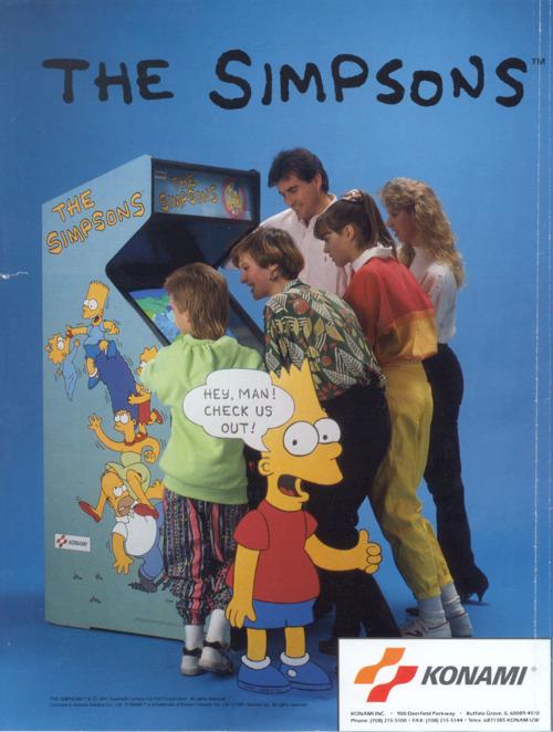 La mítica recreativa de Los Simpsons, ahora al alcance de todos [Trailer]