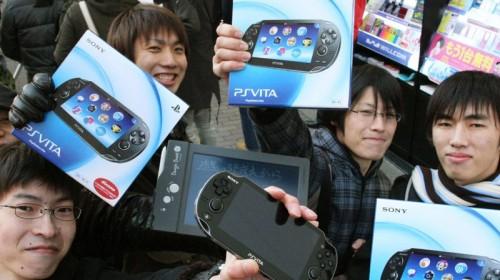PS Vita vende 1,2 millones de consolas gracias a su estreno mundial