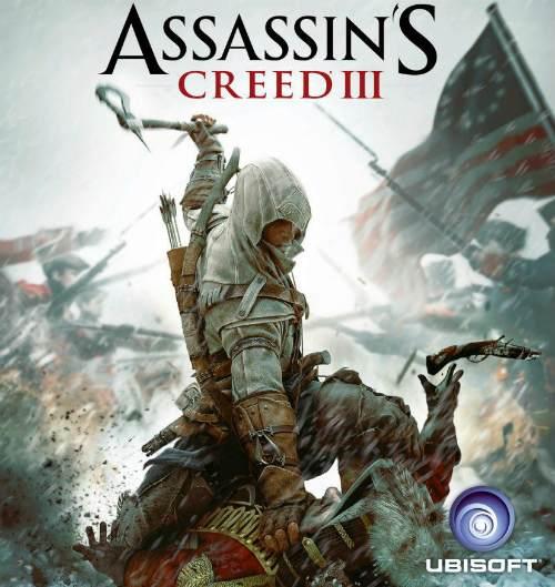 ¡Confirmado! Assassins Creed 3 tendrá lugar durante la Guerra de la Independencia Norteamericana. Además tenemos sus caratulas.