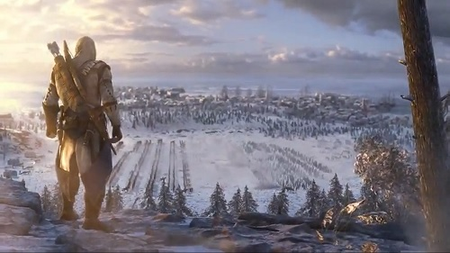 ¡BOOM! Primer tráiler de Assassins Creed 3