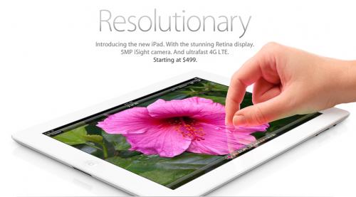 iPad HD: la Bella Y la Bestia
