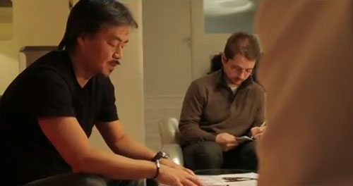 Making of de The Last Story