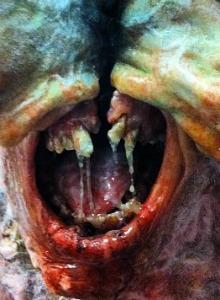 Este infectado de The Last of Us es feo a más no poder
