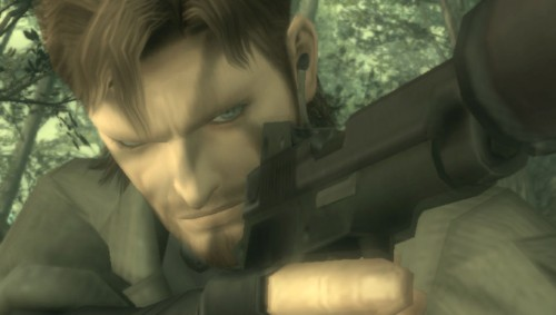 Metal Gear Solid 3 en PlayStation Vita