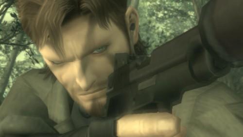 Metal Gear Solid 3 en PlayStation Vita