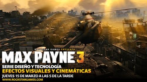 ¡Extra, extra! Nuevo vídeo de Max Payne 3