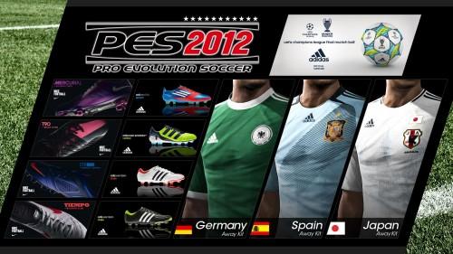 Ya puedes actualizar tu PES 2012